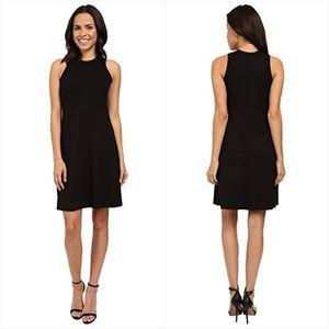 Karen Kane Hi Neck A Line Dress Size M